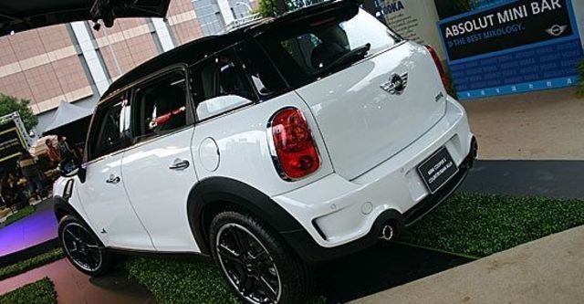 2012 Mini Countryman Cooper S ALL4  第3張相片