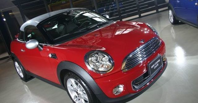 2012 Mini Coupe Cooper  第1張相片
