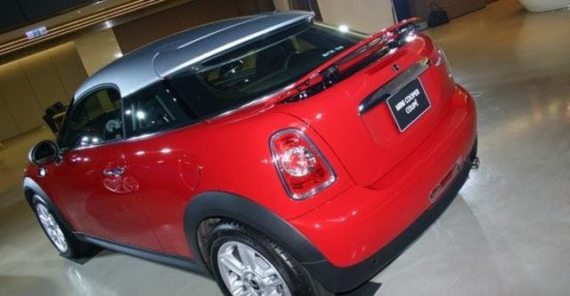 2012 Mini Coupe Cooper  第3張相片