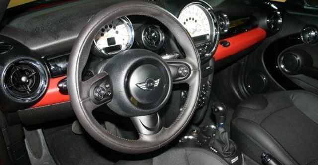 2012 Mini Coupe Cooper  第10張相片