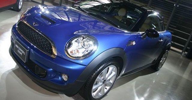 2012 Mini Coupe Cooper S  第1張相片