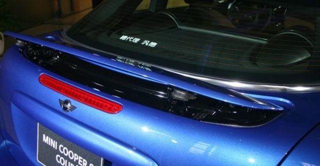 2012 Mini Coupe Cooper S  第5張相片