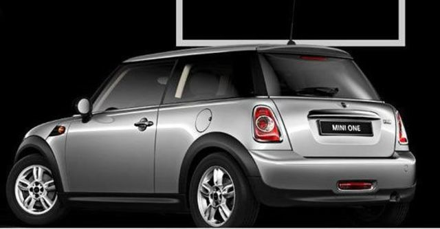 2012 Mini Hatch One  第6張相片