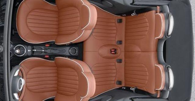 2011 Mini Cabrio Cooper  第8張相片