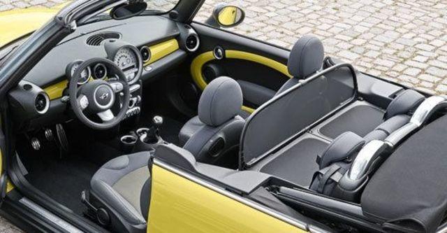 2011 Mini Cabrio Cooper  第9張相片