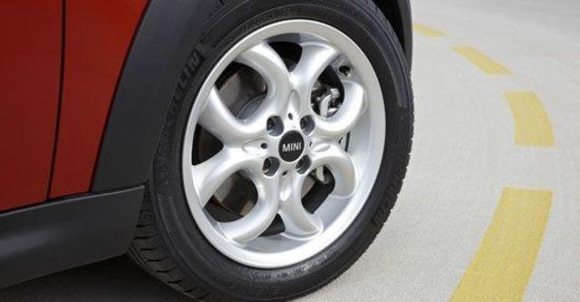 2011 Mini Cabrio Cooper  第11張相片