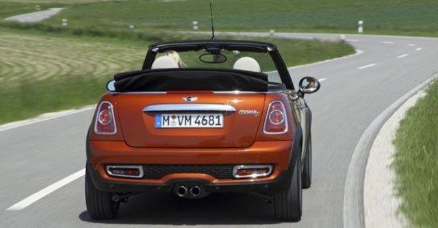 2011 Mini Cabrio Cooper S  第3張相片