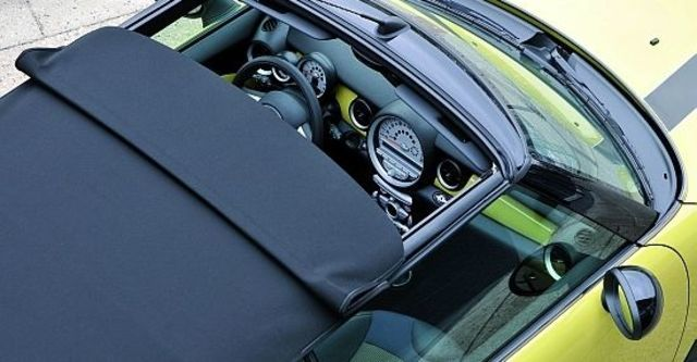 2011 Mini Cabrio Cooper S  第7張相片