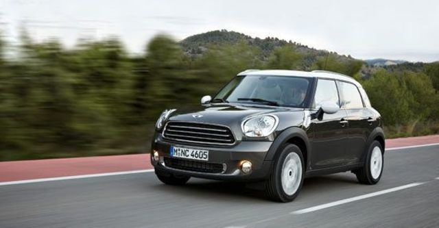 2011 Mini Countryman Cooper Chili  第2張相片