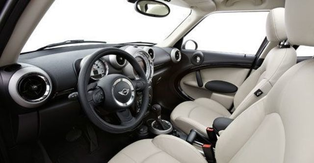 2011 Mini Countryman Cooper Chili  第4張相片