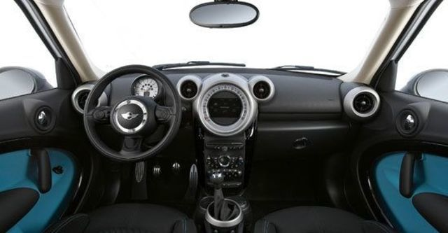 2011 Mini Countryman Cooper Chili  第5張相片