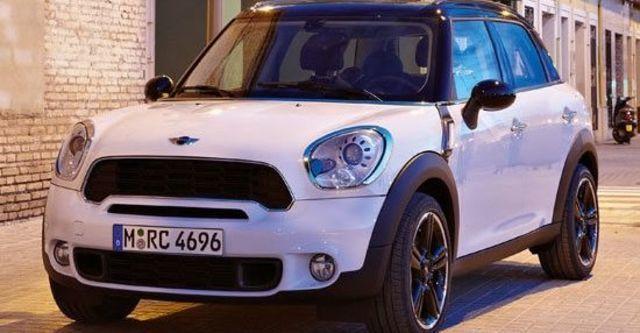 2011 Mini Countryman Cooper S Chili  第1張相片