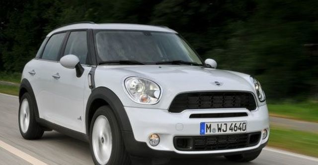 2011 Mini Countryman Cooper S Pepper  第1張相片