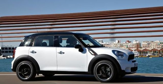 2011 Mini Countryman Cooper S Pepper  第9張相片