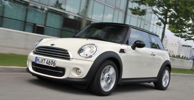 2011 Mini Hatch Cooper Chili  第1張相片