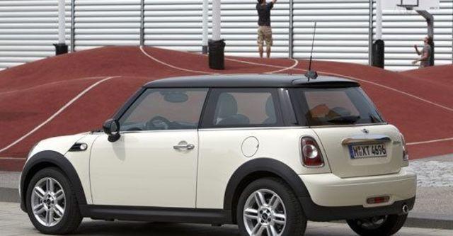 2011 Mini Hatch Cooper Chili  第3張相片