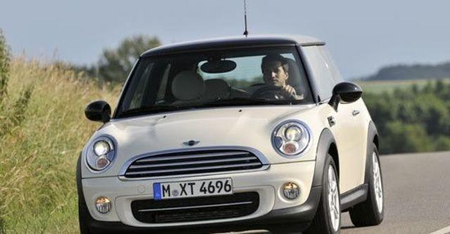 2011 Mini Hatch Cooper Chili  第9張相片