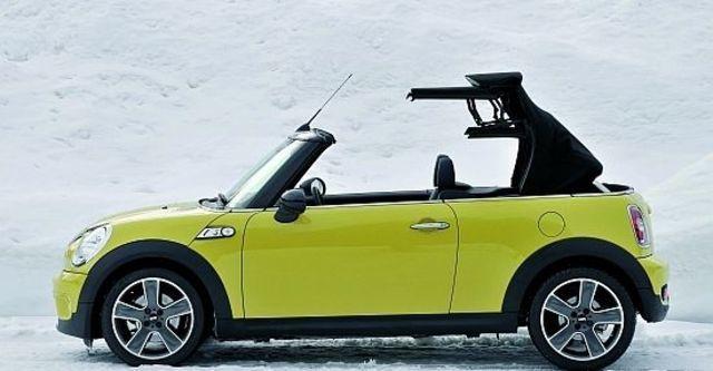 2010 Mini Cooper Cabrio S  第6張相片