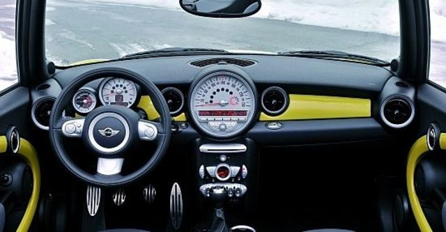 2010 Mini Cooper Cabrio S  第7張相片