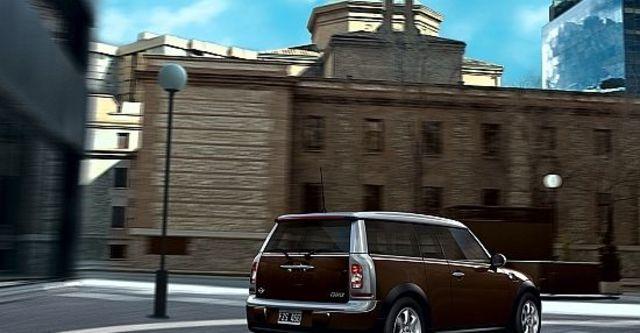2010 Mini Cooper Clubman 1.6  第3張相片