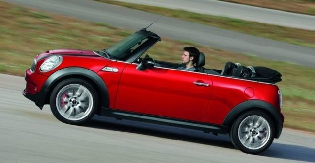 2009 Mini Cooper Cabrio 1.6  第1張相片
