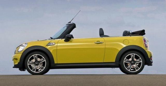 2009 Mini Cooper Cabrio 1.6  第3張相片