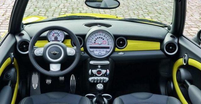 2009 Mini Cooper Cabrio 1.6  第4張相片