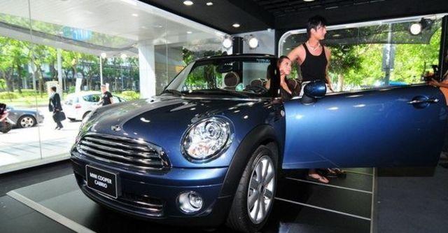 2009 Mini Cooper Cabrio 1.6  第7張相片