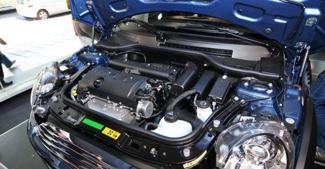 2009 Mini Cooper Cabrio 1.6  第9張相片