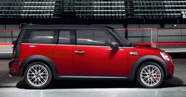 2009 Mini Cooper Clubman S  第11張相片