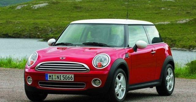2008 Mini Cooper 1.6  第1張相片
