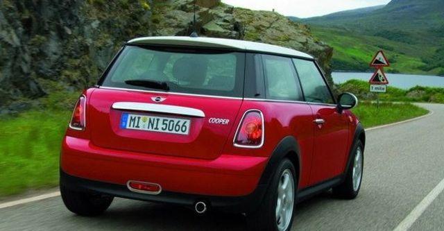 2008 Mini Cooper 1.6  第5張相片