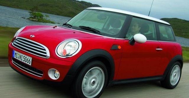 2008 Mini Cooper 1.6  第6張相片