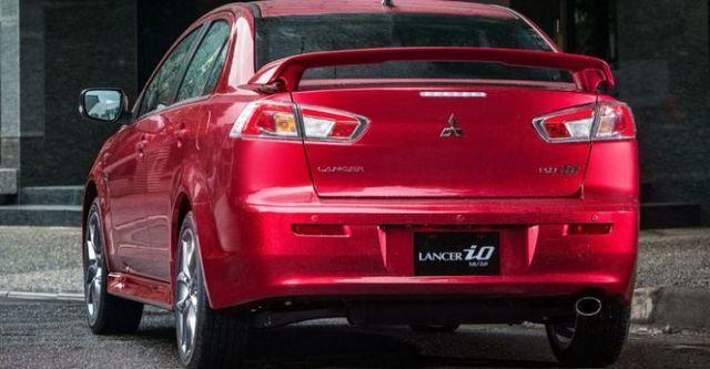 2015 Mitsubishi Lancer iO 1.8勁動型  第2張相片
