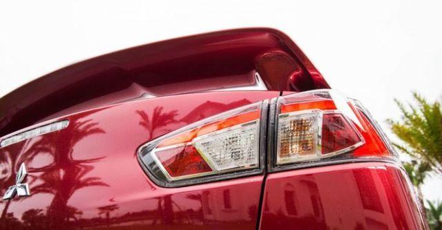 2015 Mitsubishi Lancer iO 1.8勁動型  第4張相片