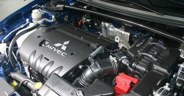2015 Mitsubishi Lancer iO 1.8勁動型  第6張相片