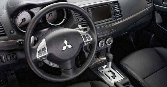 2015 Mitsubishi Lancer Sportback 1.8豪華型  第6張相片