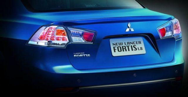 2014 Mitsubishi Lancer Fortis 1.8豪華型  第4張相片