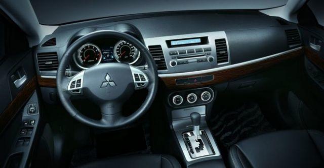 2014 Mitsubishi Lancer Fortis 1.8豪華型  第6張相片