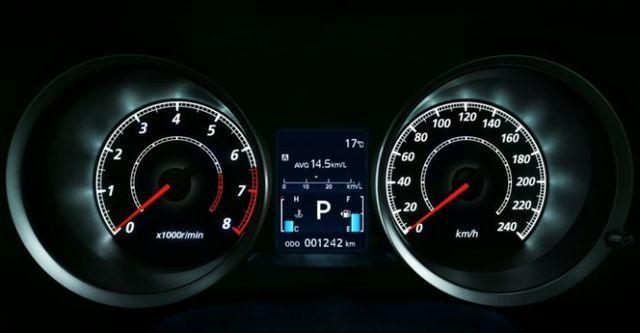 2014 Mitsubishi Lancer iO 1.8勁動型  第7張相片