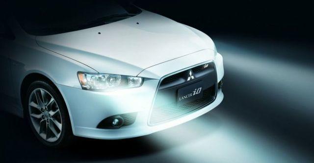 2014 Mitsubishi Lancer iO 1.8悍動型  第4張相片