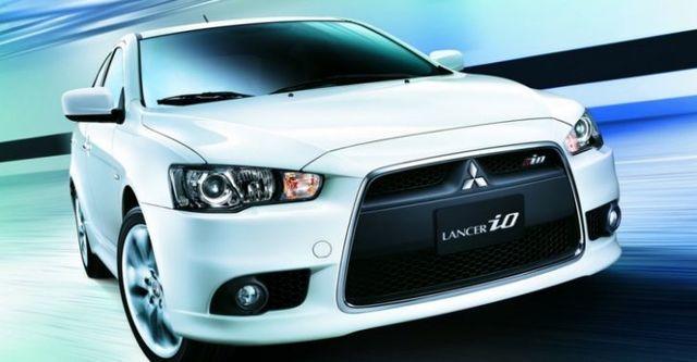 2014 Mitsubishi Lancer iO 1.8躍動型  第1張相片