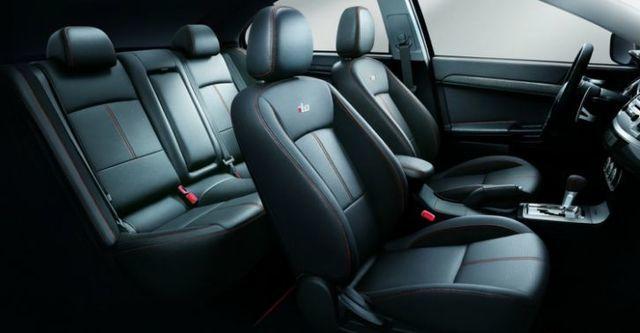 2014 Mitsubishi Lancer iO 2.0  第6張相片