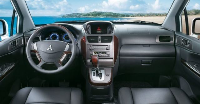 2014 Mitsubishi Savrin 2.4豪華型七人座  第6張相片