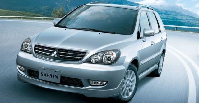 2014 Mitsubishi Savrin 2.4豪華型五人座  第2張相片