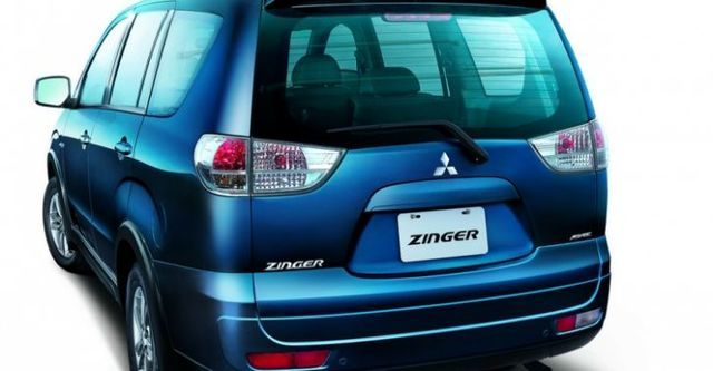 2014 Mitsubishi Zinger 2.4精緻型  第2張相片