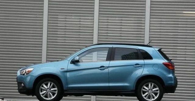 2013 Mitsubishi ASX 1.8 2WD  第4張相片