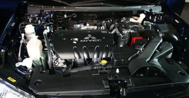 2013 Mitsubishi Lancer Fortis 1.8旗艦型  第9張相片