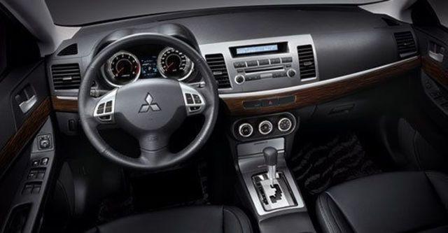 2013 Mitsubishi Lancer Fortis 1.8豪華型  第5張相片