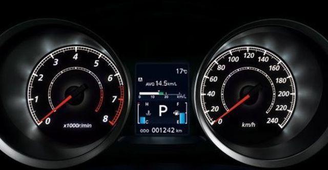 2013 Mitsubishi Lancer Fortis 1.8豪華型  第7張相片